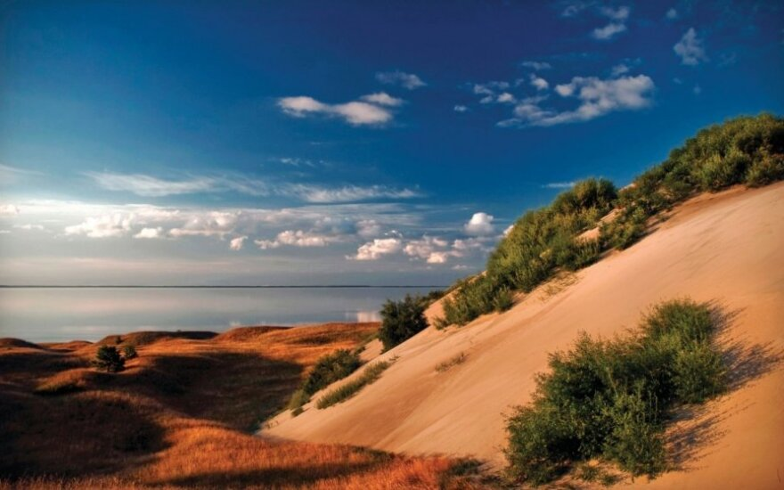 The Curonian Spit has been on the UNESCO World Heritage List since 2000