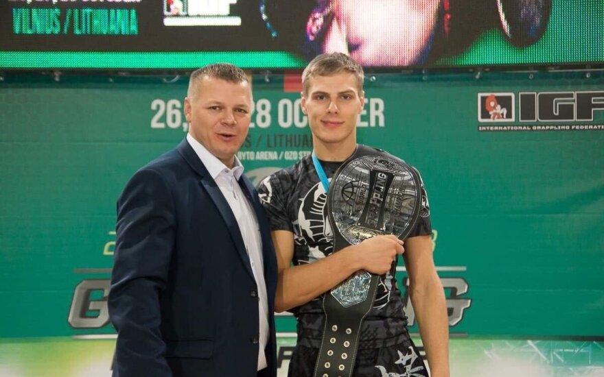 Kęstutis ir Tomas Smirnovai