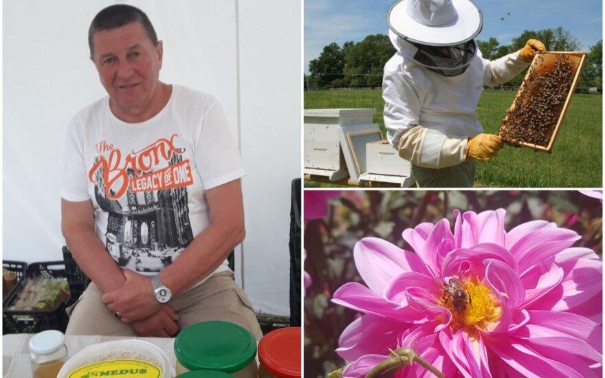 Juozas Kuklys ir jo bitininkystės verslas