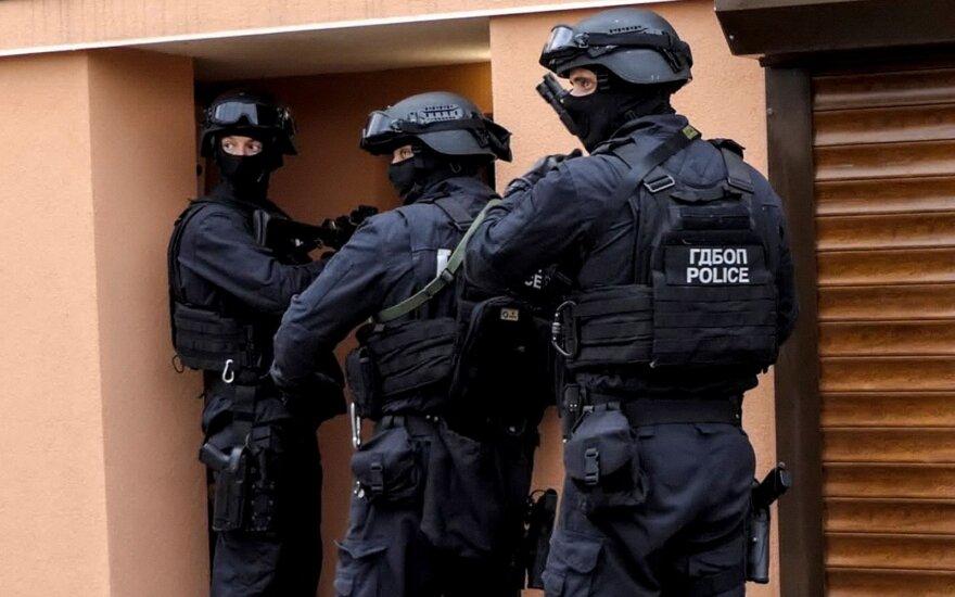 Bulgarijos policija