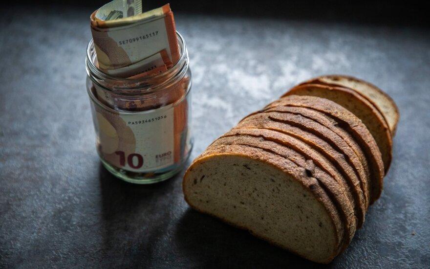Pasaulio bankas įspėja dėl skurdo didėjimo