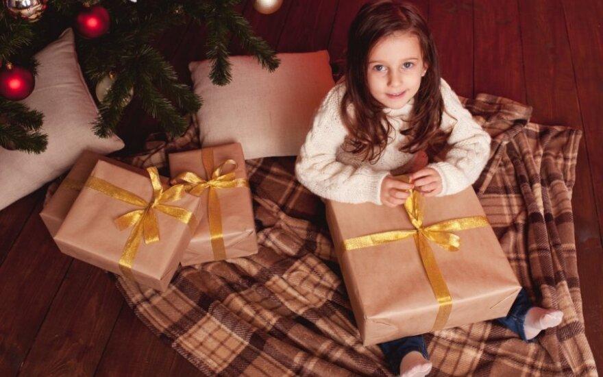 Vaikų svajonėms – daugiau nei 10 tūkst. dovanų