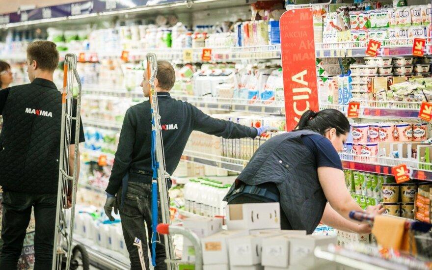"""""""Maxima"""" skelbia, už kurias prekes mokame pigiau nei Lenkijoje"""