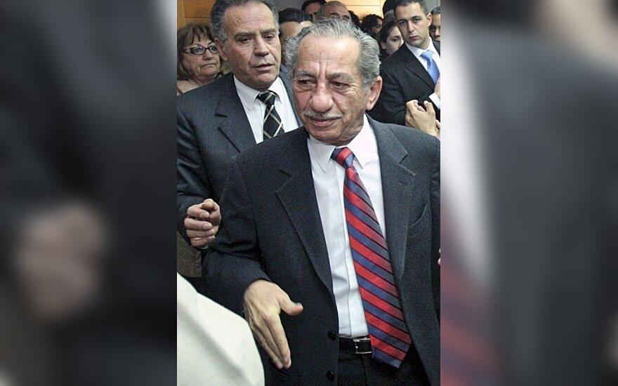 Miręs Kipro prezidentas Tassos Papadopoulos, Kipras, prezidentas