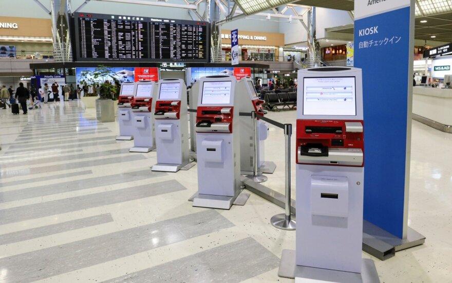 Japonija įvedė išvykimo iš šalies mokestį