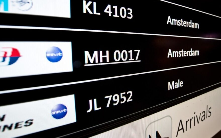 Lithuanian leaders convey condolences over Malaysia Airlines plane crash