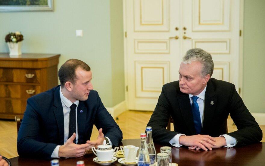 Nausėda tikisi Briuselio sprendimų dėl importo iš trečiųjų šalių ribojimo