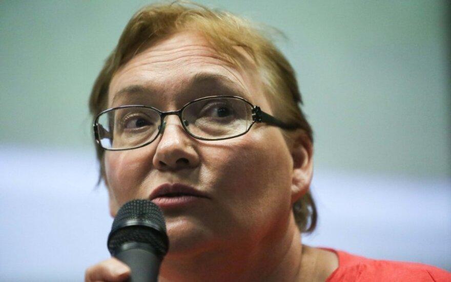 A. Maldeikienė ketina dalyvauti rinkimuose