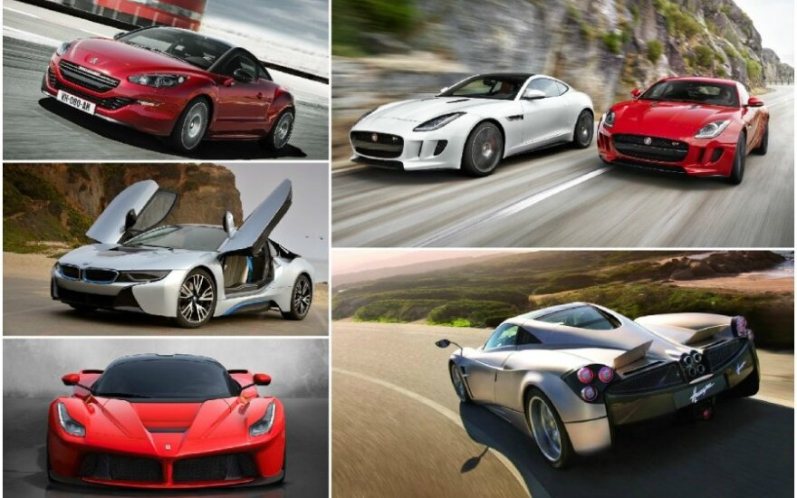 Gražūs automobiliai