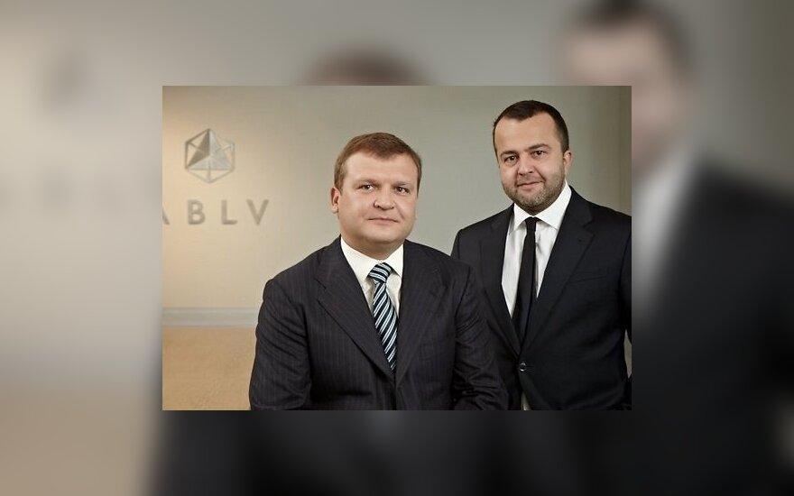 Olegas Filis ir Ernestas Bernice
