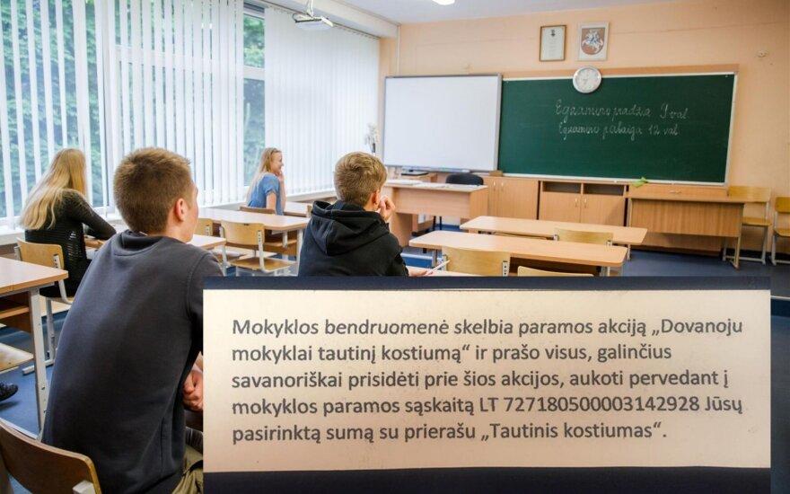 Prašymas iš mokyklos sukėlė pasipiktinimą: Karbauskis susapnavo, Statkevičius užsimojo, o aš turiu mokėti