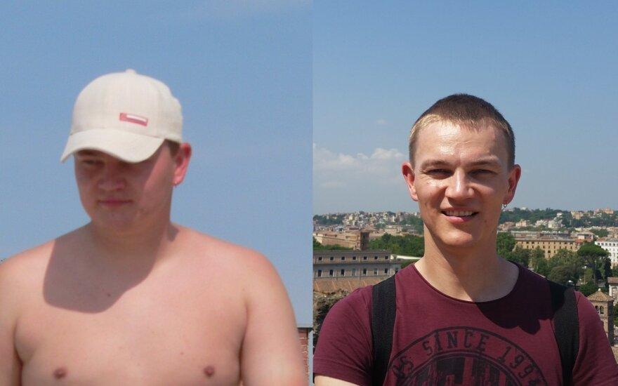 Per 4 mėnesius 30 kg atsikratęs Rimantas: nereikia būti tobulam, kad galėtum pradėti