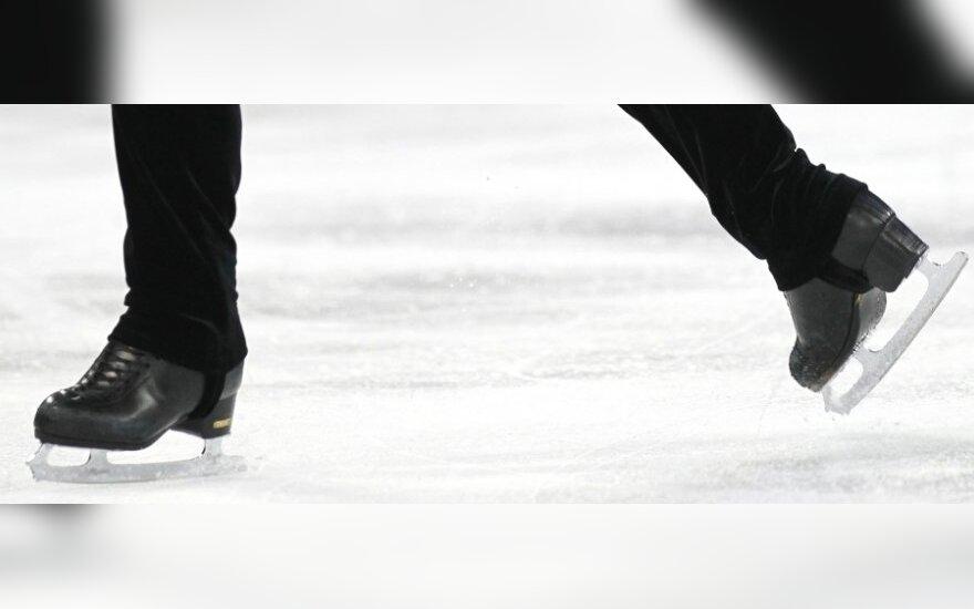 Vaikinų dailusis čiuožimas