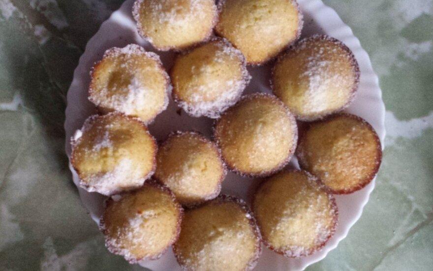 Citrininiai keksiukai