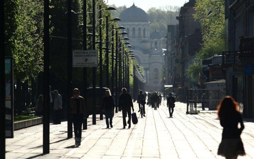 Mano vizija Kaunui: tarpukario miestas