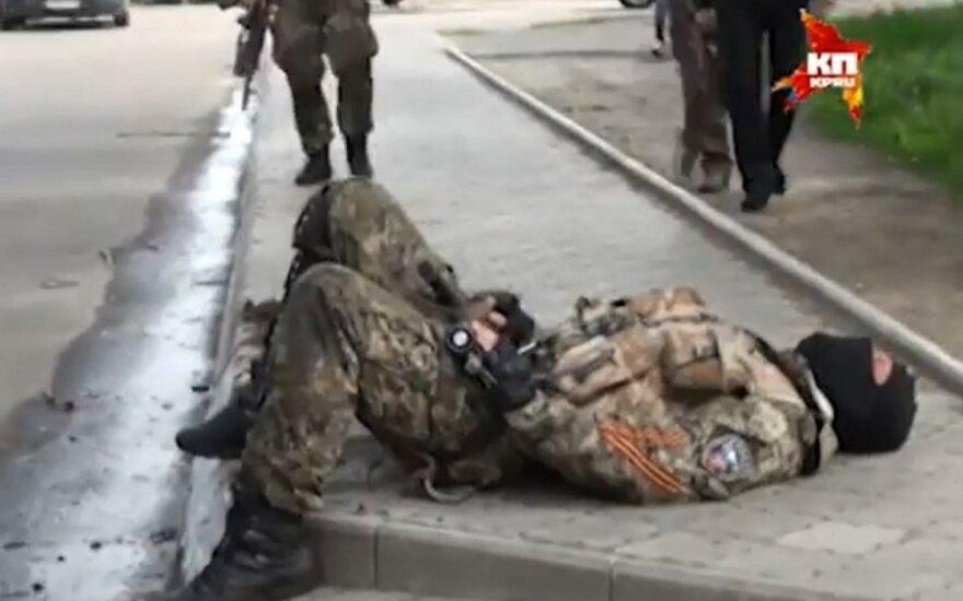 V. Novodvorskaja prorusiškai nusiteikusiems gyventojams: esate idiotai