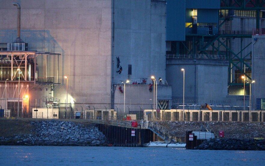 Prancūzijoje pradedama seniausios šalyje atominės elektrinės uždarymo operacija