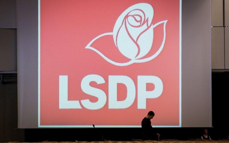 Šiaulių socialdemokratai patvirtino savivaldos rinkimų kandidatų sąrašą