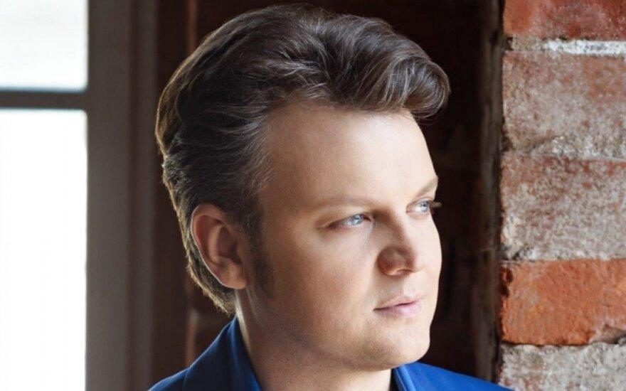 Į Lietuvą atvyksta pasaulinio garso tenoras Dmytro Popovas