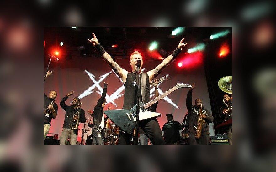 Metallica 30-tas gimtadienis