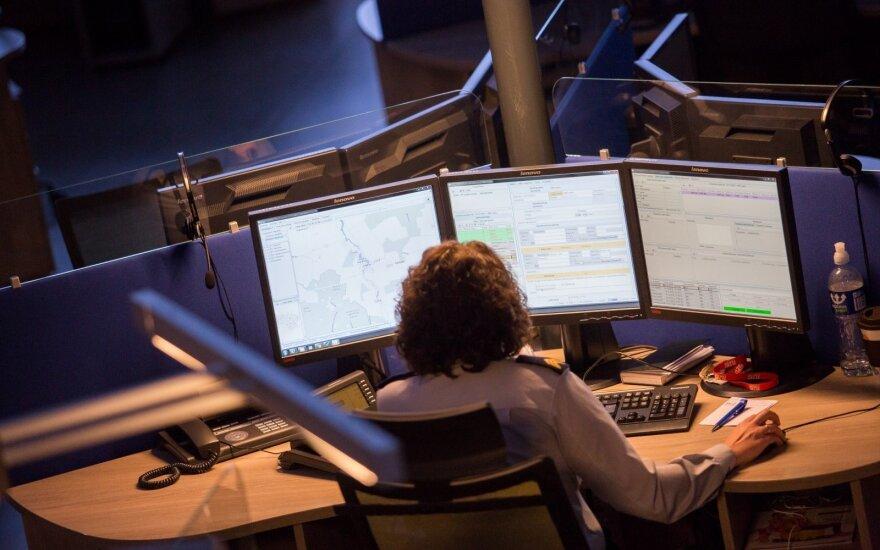 Daugiau kaip pusė skambučių Bendrajam pagalbos centrui būna be pagrindo
