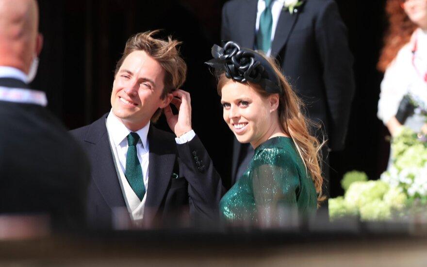 Aiškėja daugiau detalių apie princesės Beatrice vestuves