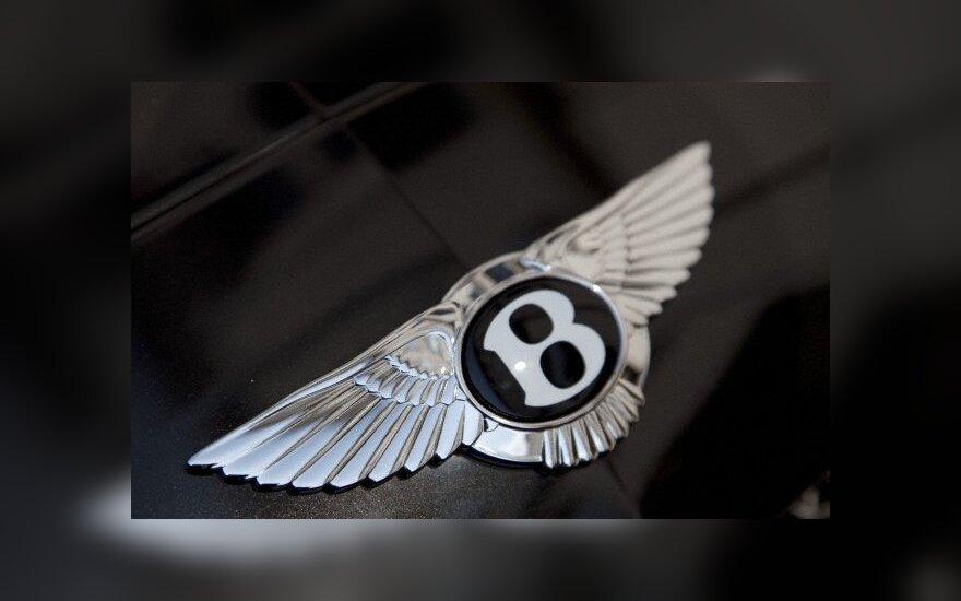 """""""Bentley"""" gamins dyzelinius automobilius"""