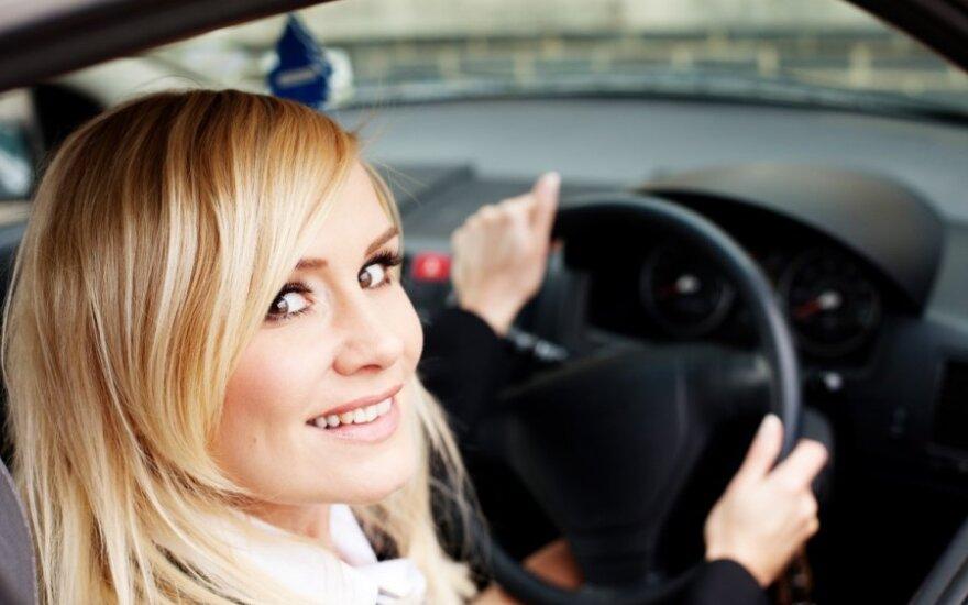 Užsienio vairuotojams ruošia naują mokestį