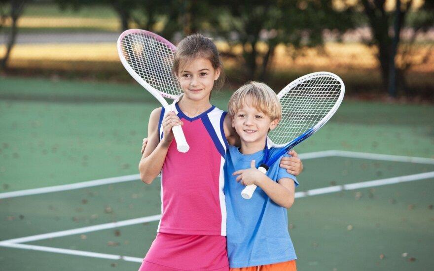 Vaikų tenisas