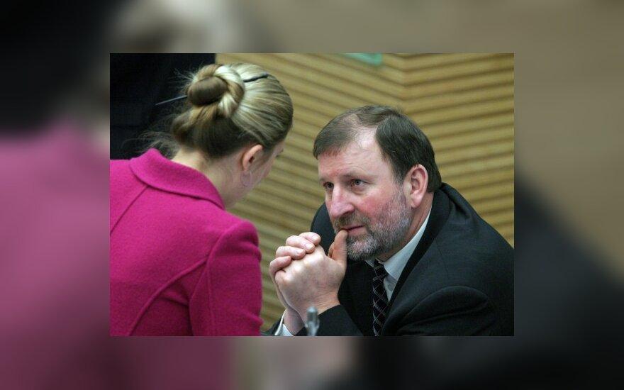 """Parlamentaras siūlo """"amnestiją"""" daliai savavališkų statinių"""
