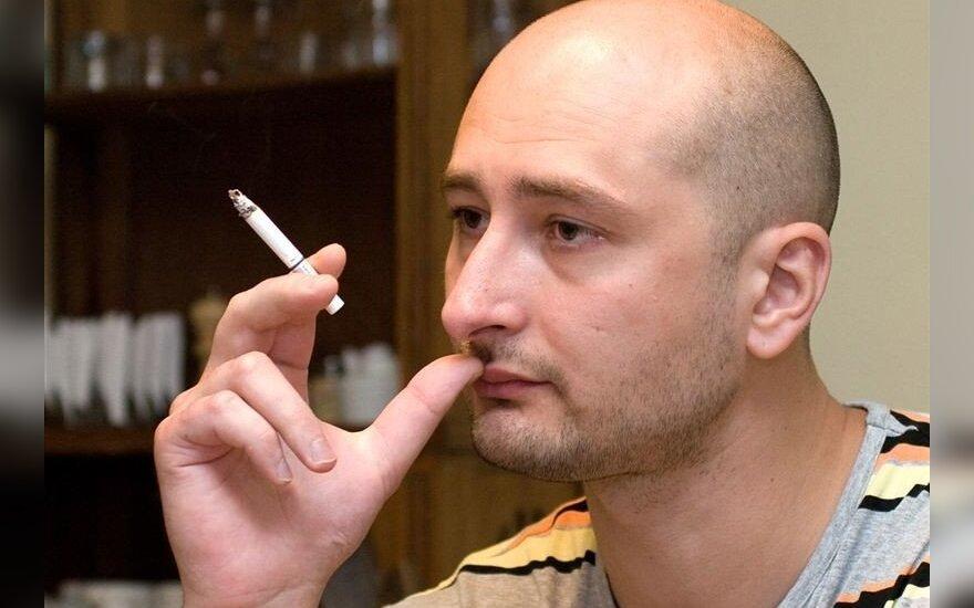 Šaltakraujiškai nužudytas Kremliaus kritikas: po mano žinutės prasidėjo bauginantys dalykai