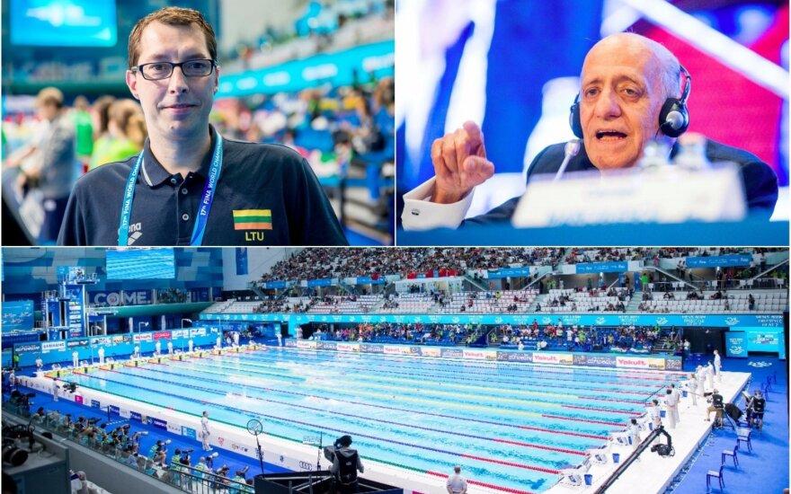 """Emilis Vaitkaitis, Julio Maglione, """"Duna"""" arena"""