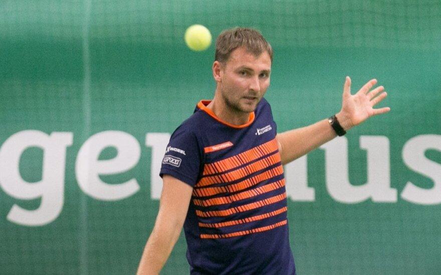 Gvidas Sabeckis / FOTO: tenisopasaulis.lt