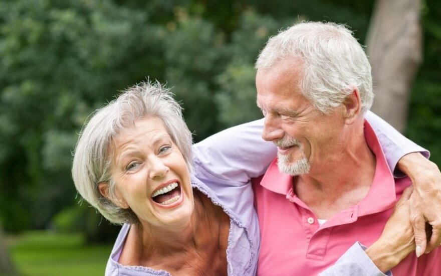 Manote, seksas baigiasi po 60? Klystate
