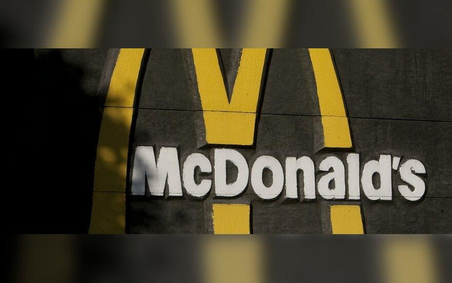 """McDonald's"" Indijoje atidarys vegetariško maisto restoraną"