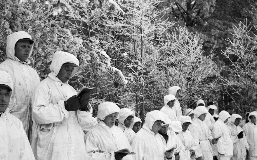 """Knygos """"Baltoji mirtis. Suomis Simo Häyhä – žymiausias visų laikų snaiperis"""" nuotraukos"""