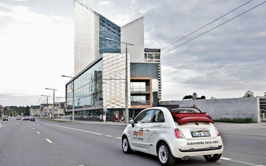 Citybee automobilis