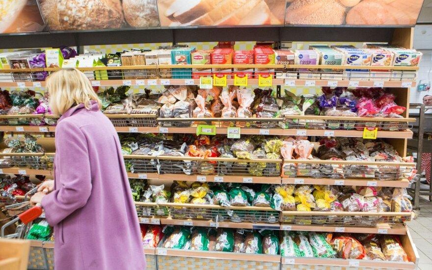 Infliacija sulėtėjo, tačiau priežasčių kainoms didėti – ir toliau daug