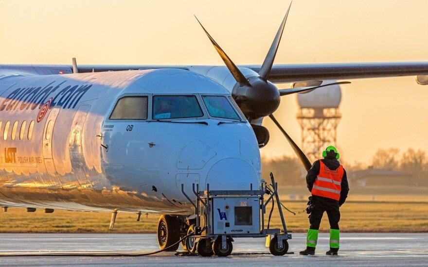 Lietuvos oro uostai pripažinti vieni punktualiausių pasaulyje