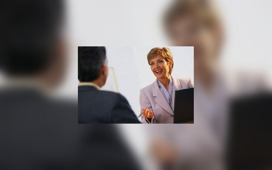 Moterų vadovaujamos kompanijos uždirba daugiau
