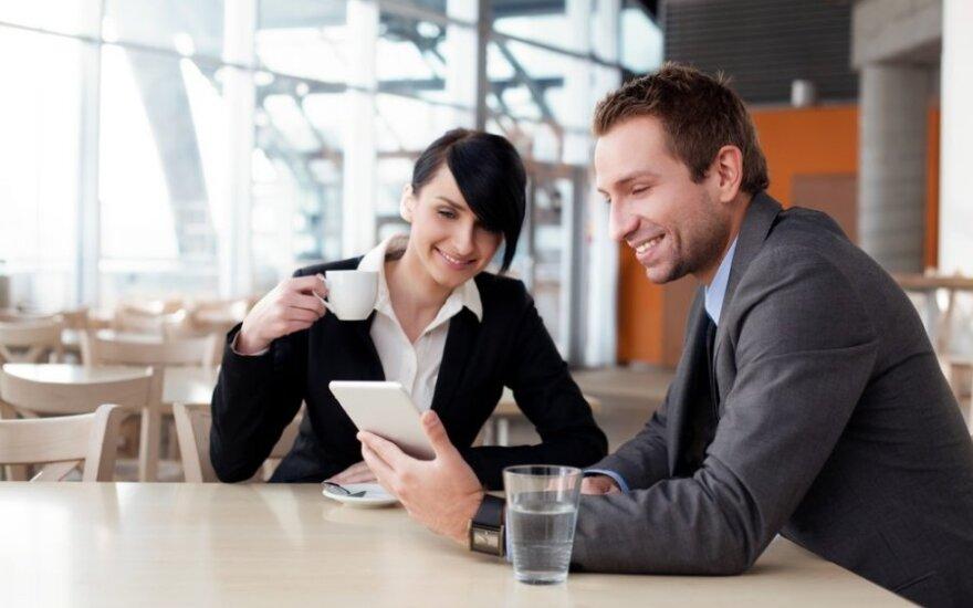 Į ką labiausiai atkreipia dėmesį ieškantys darbo?