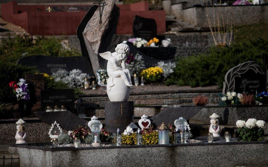 Klaipėdoje – didžiausios Lietuvoje skaitmenizuotos kapinės