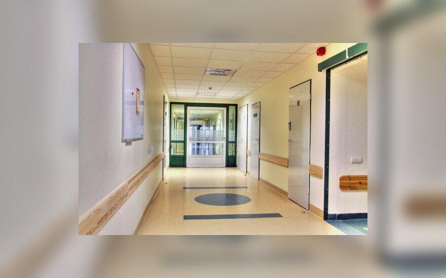 Ligoninėje – tragikomiškas detektyvas