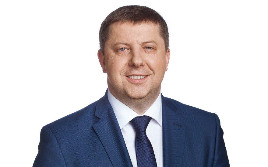 """""""LG Cargo"""" vadovas: Rusijai ir Baltarusijai nesutariant, krovinių srautas gerokai sumažėjo"""