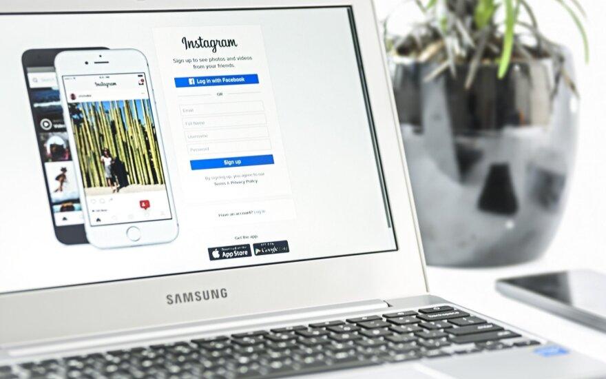 """Kodėl ir kaip išsitrinti savo """"Instagram"""" paskyrą"""