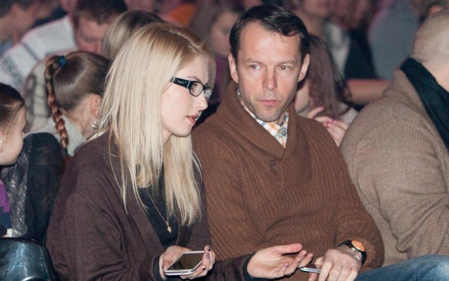 Kristina Ivanova su kolegomis