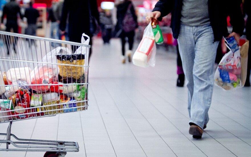 Lietuviai iš visos ES labiausiai sunerimę dėl kainų