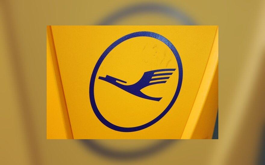"""""""Lufthansa"""" pilotai atšaukė streiką"""