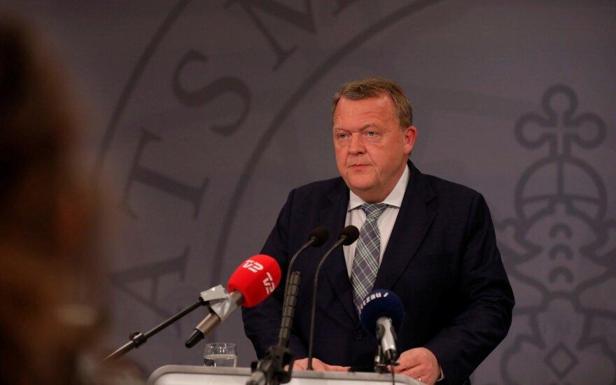 Larsas Loekke Rasmussenas