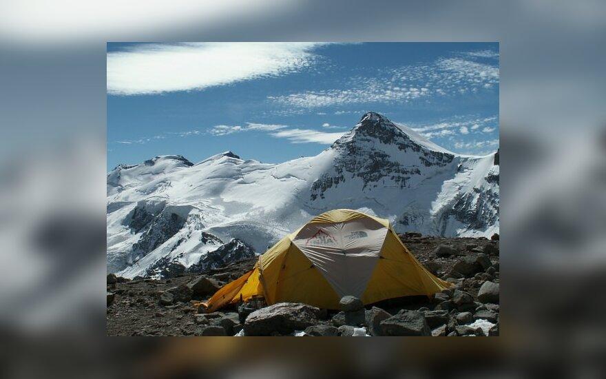 Žygis Andų kalnuose